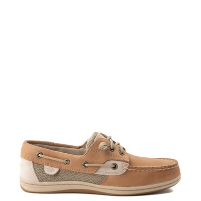 Main view of Womens Sperry Top-Sider Songfish Boat Shoe - Linen / Oat