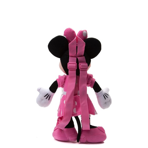 alternate view Minnie Plush BackpackALT1
