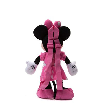 Alternate view of Minnie Plush Backpack