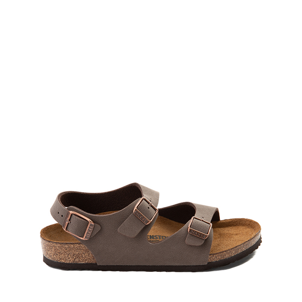 Main view of Birkenstock Roma Sandal - Little Kid - Mocha