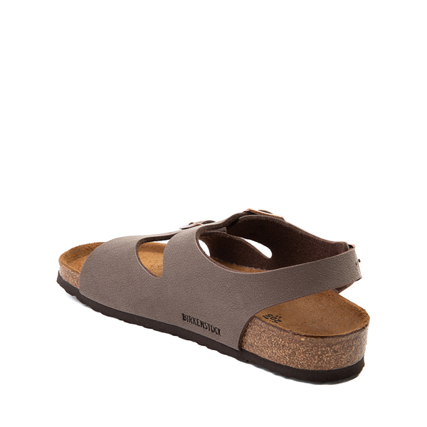 alternate view Birkenstock Roma Sandal - Little Kid - MochaALT1
