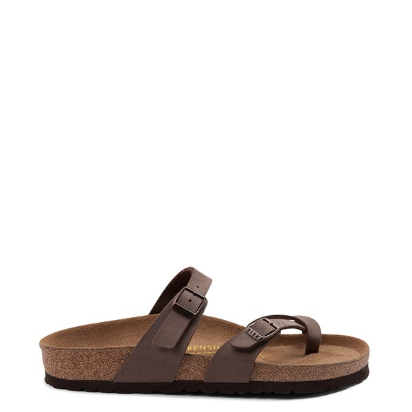 Main view of Womens Birkenstock Mayari Sandal - Brown