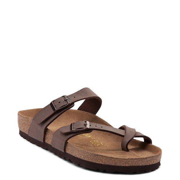 alternate view Womens Birkenstock Mayari Sandal - BrownALT1