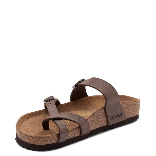 alternate view Womens Birkenstock Mayari Sandal - BrownALT3