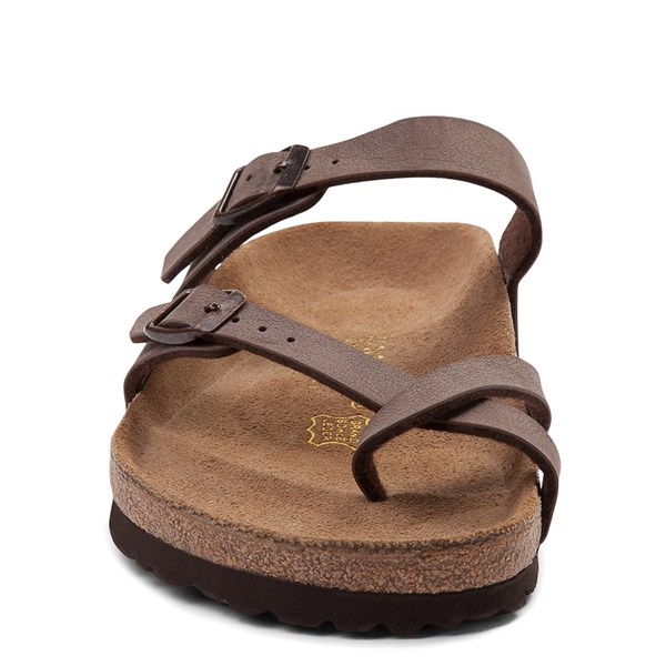 alternate view Womens Birkenstock Mayari Sandal - BrownALT4