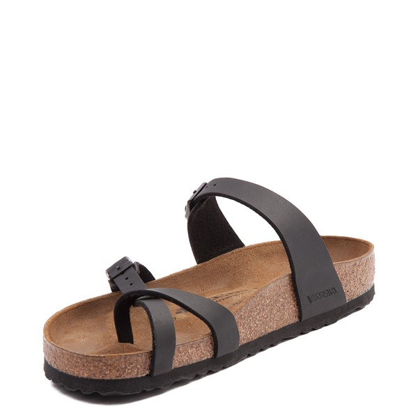 alternate view Womens Birkenstock Mayari Sandal - BlackALT2