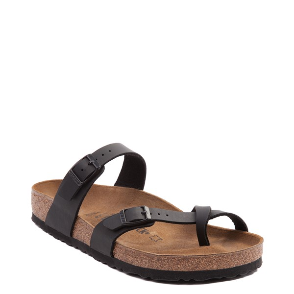 alternate view Womens Birkenstock Mayari Sandal - BlackALT5