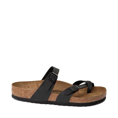 Main view of Womens Birkenstock Mayari Sandal - Black