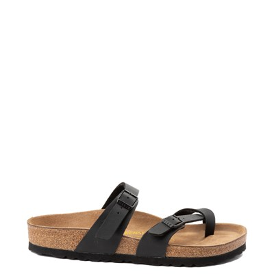 Main view of Womens Birkenstock Mayari Sandal - Black