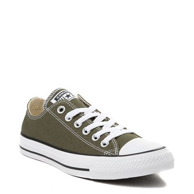 Alternate view of Herbal Green Converse Chuck Taylor All Star Lo Sneaker