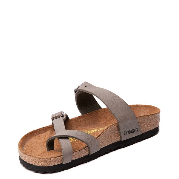 alternate view Womens Birkenstock Mayari Sandal - StoneALT3