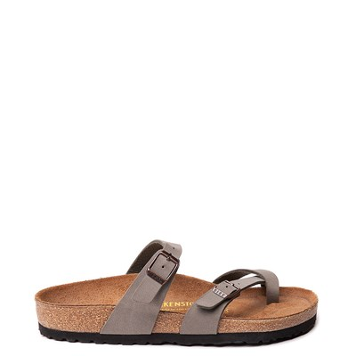 Main view of Womens Birkenstock Mayari Sandal - Stone