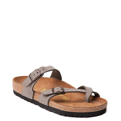 Alternate view of Womens Birkenstock Mayari Sandal - Stone