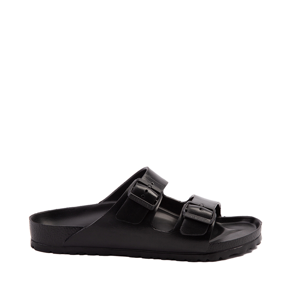 Main view of Mens Birkenstock Arizona EVA Sandal - Black