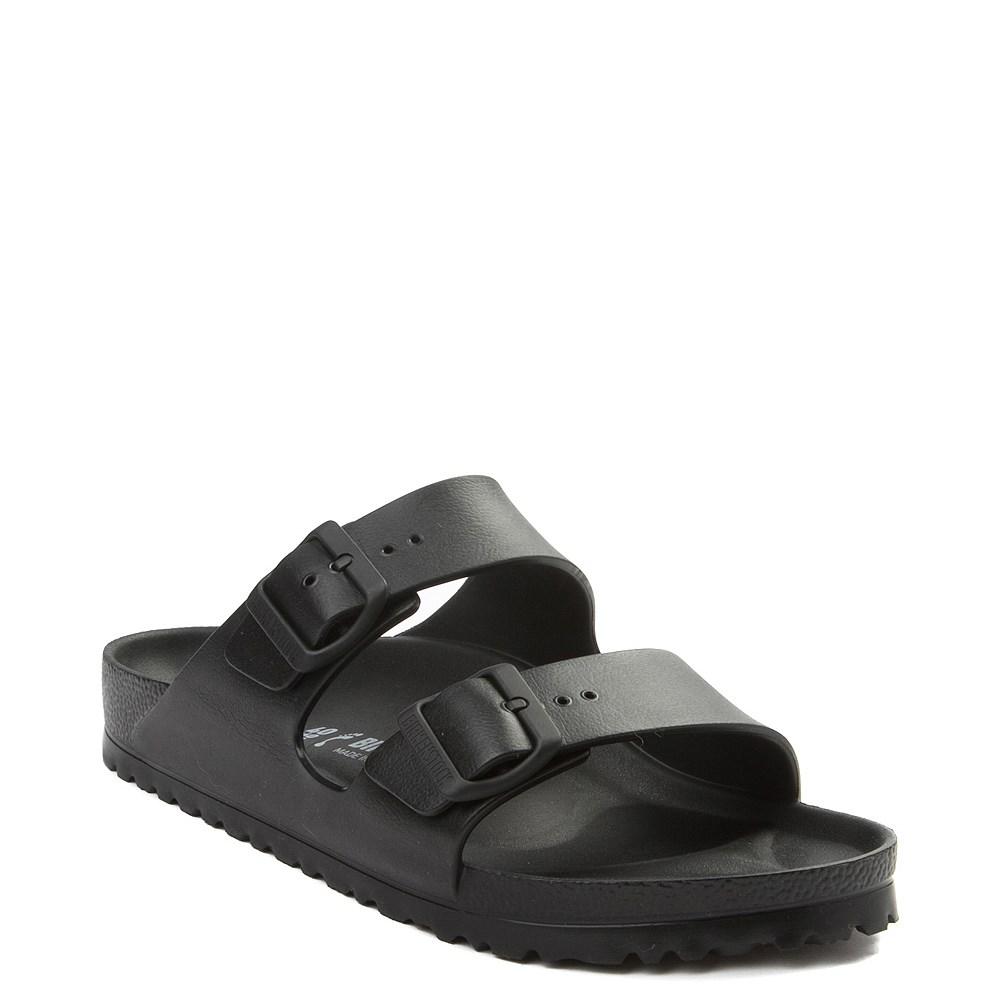 best price various colors utterly stylish Mens Birkenstock Arizona EVA Sandal - Black | Journeys