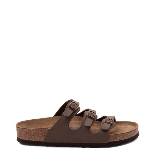 Womens Birkenstock Florida Soft Footbed Sandal - Brown