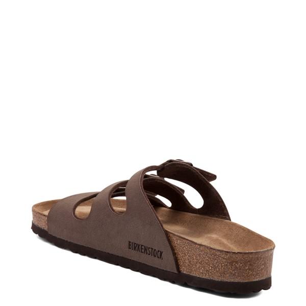 alternate view Womens Birkenstock Florida Soft Footbed Sandal - BrownALT1
