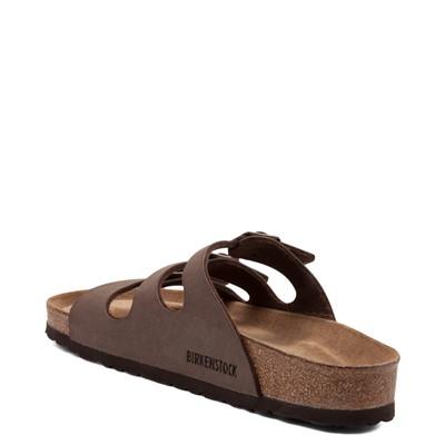 Alternate view of Womens Birkenstock Florida Soft Footbed Sandal - Brown