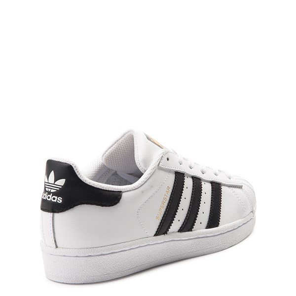 alternate view adidas Superstar Athletic Shoe - Big KidALT2