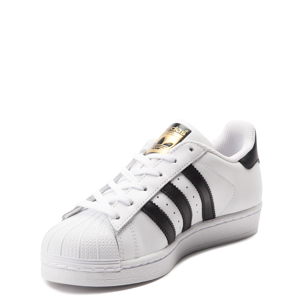 ADIDAS SUPERSTAR TENNIS Shoes Youth Size 6 Womens 7 12 7.5