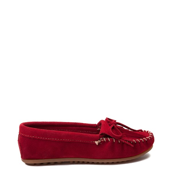 Womens Minnetonka Kilty Casual Shoe - Red