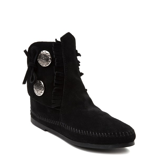 Alternate view of Womens Minnetonka Two Button Boot