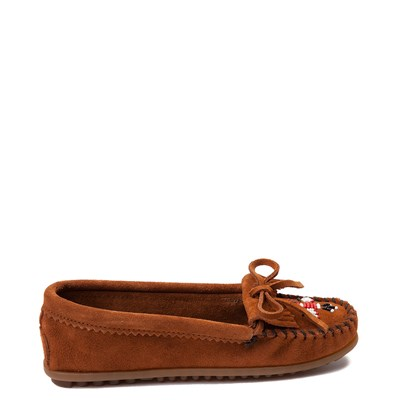 Main view of Womens Minnetonka Thunderbird 2 Casual Shoe - Chestnut