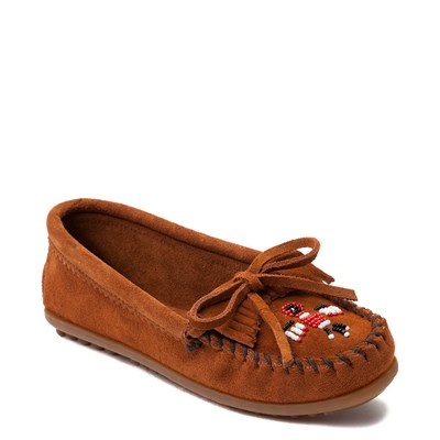 Alternate view of Womens Minnetonka Thunderbird 2 Casual Shoe - Chestnut