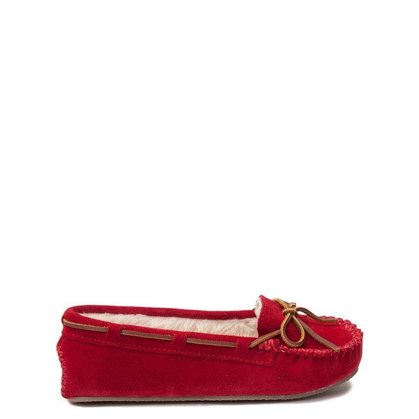Womens Minnetonka Cally Casual Shoe - Red