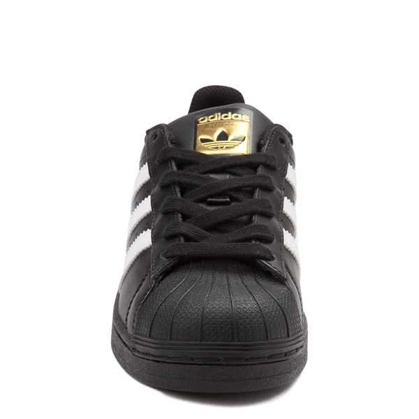 alternate view adidas Superstar Athletic Shoe - Big KidALT4