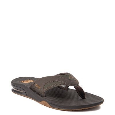 Alternate view of Mens Reef Fanning Sandal
