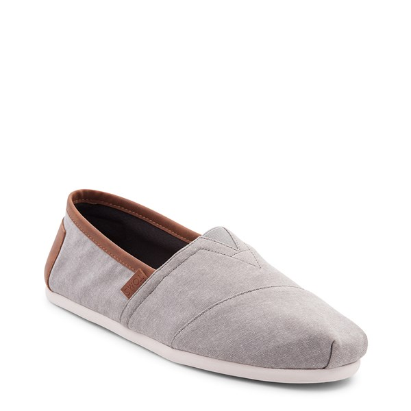 alternate view Mens TOMS Classic Slip On Casual ShoeALT1