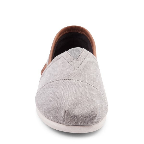 alternate view Mens TOMS Classic Slip On Casual ShoeALT4