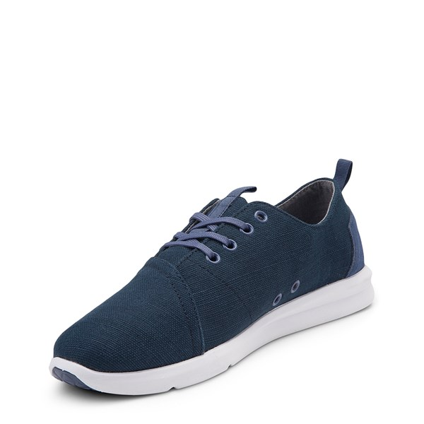 alternate view Mens TOMS Del Rey Casual ShoeALT3