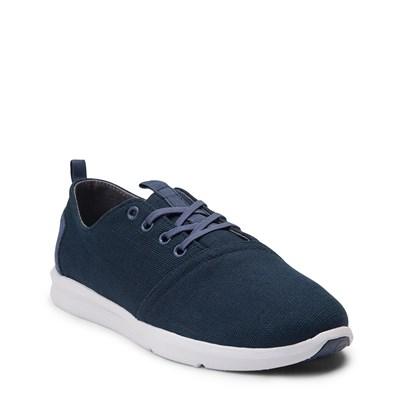 Alternate view of Mens TOMS Del Rey Casual Shoe