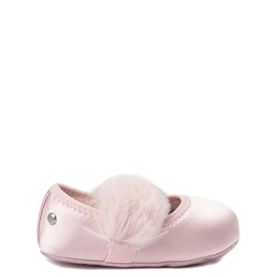 Main view of Infant/Toddler UGG® Fluff Ballet Flat