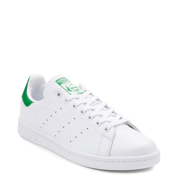 alternate view Mens adidas Stan Smith Athletic Shoe - White / GreenALT1
