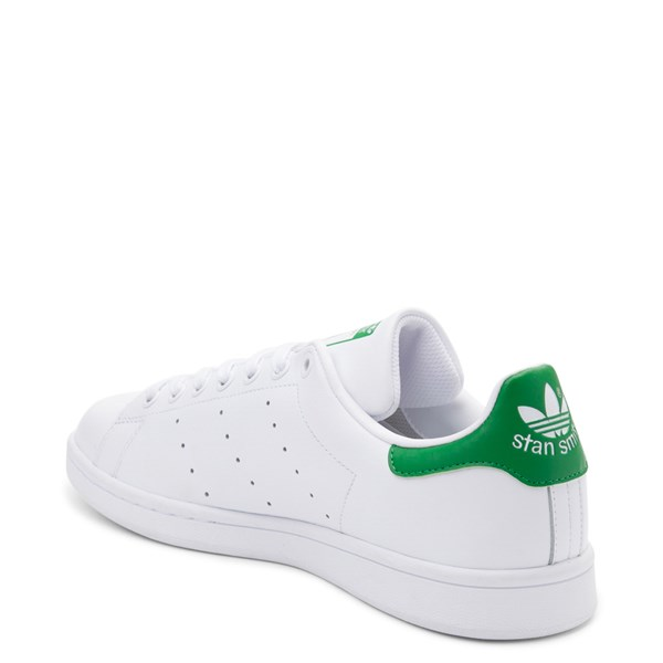 alternate view Mens adidas Stan Smith Athletic Shoe - White / GreenALT2