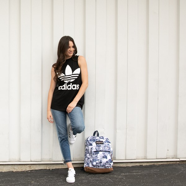 alternate view Womens adidas Superstar Athletic ShoeALT7