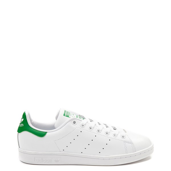 Womens adidas Stan Smith Athletic Shoe - White / Green