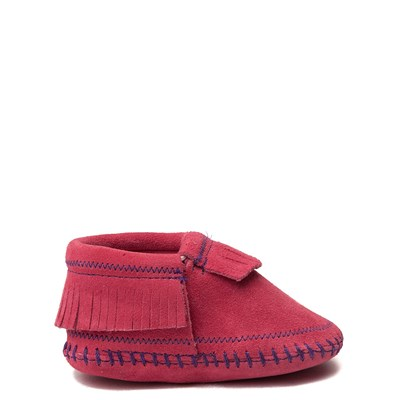 Main view of Minnetonka Riley Bootie - Baby / Toddler - Pink