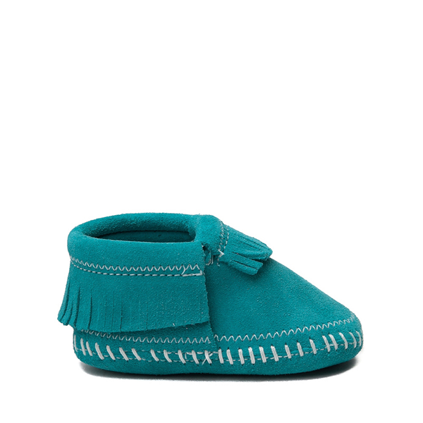 Minnetonka Riley Bootie - Baby / Toddler - Turquoise