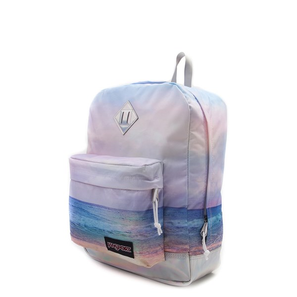 alternate view JanSport Super FX Sunrise BackpackALT2