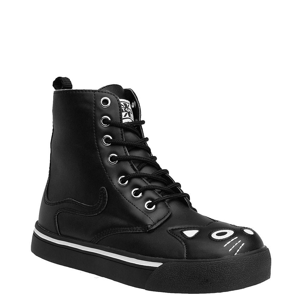 Womens T.U.K. Kitty Sneaker Boot