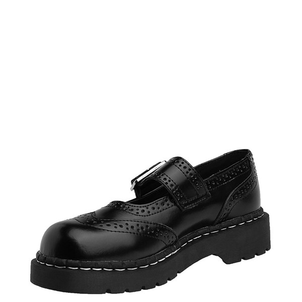 alternate view Womens T.U.K. Brogue Mary Jane Casual ShoeALT3