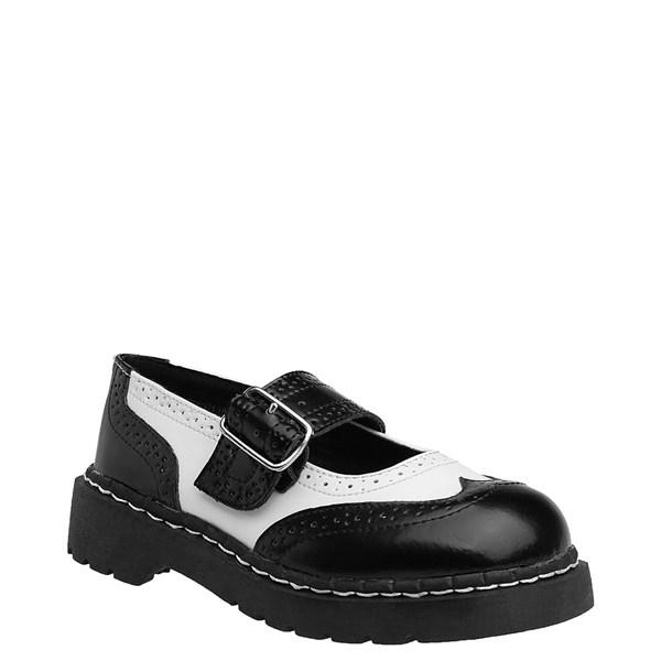 Alternate view of Womens T.U.K. Brogue Mary Jane Casual Shoe
