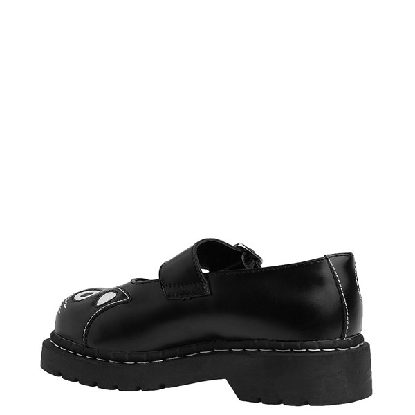 alternate view Womens T.U.K. Kitty Mary Jane Casual Shoe - BlackALT2