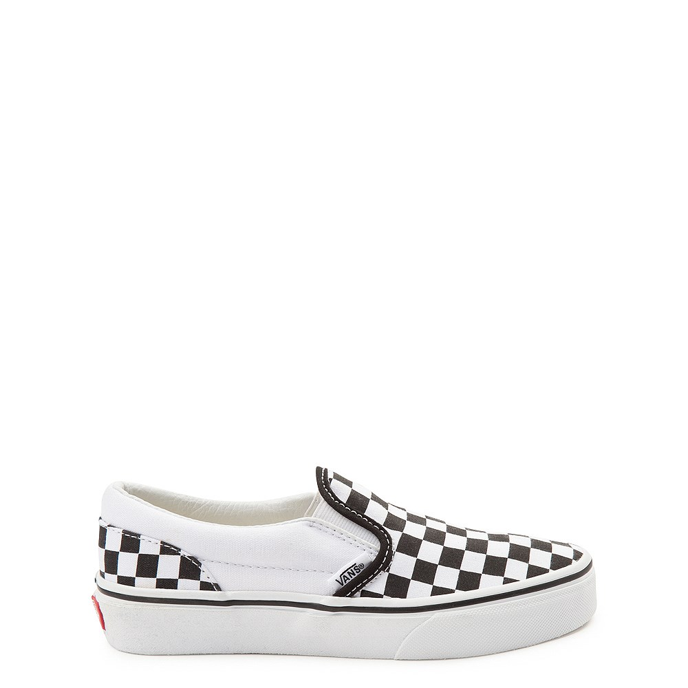 03e0ccc68c Vans Slip On Chex Skate Shoe - Little Kid. alternate image default view ...