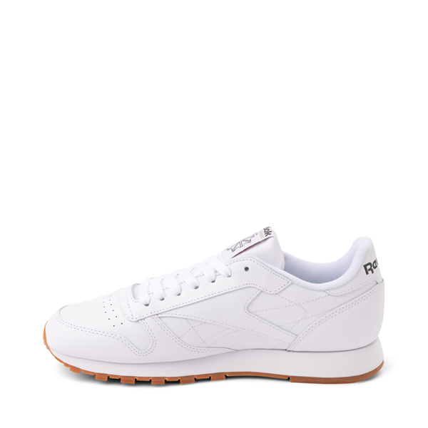 alternate view Mens Reebok Classic Athletic Shoe - WhiteALT1