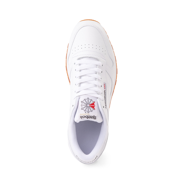 alternate view Mens Reebok Classic Athletic Shoe - WhiteALT2